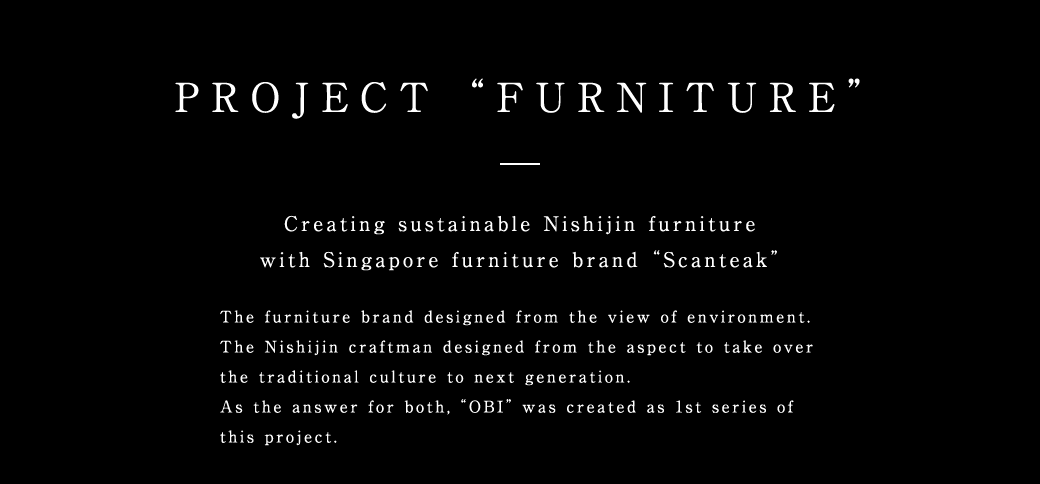 "PROJECT ""FURNITURE"""